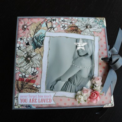 Album de Scrapbooking DIE Boutique