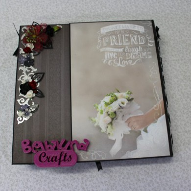 Álbum boda To Have And To Hold